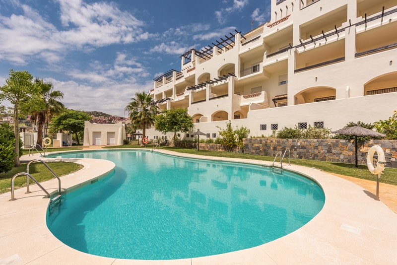 An Ideal Holiday Investment Property:  Duquesa Port, Malaga