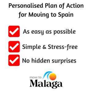 successfully moving to spain