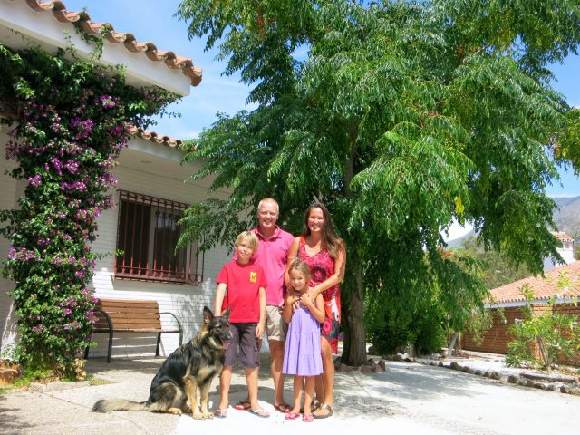 about moving to spain