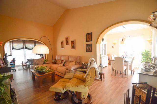 4 bed villa mijas