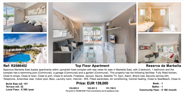 marbella apartments for sale