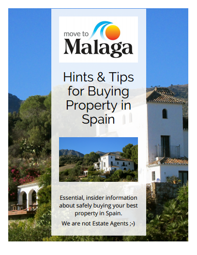 Free eBook Hints and Tips For Buying Property in Spain