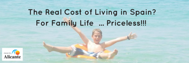 Cost of living in Alicante