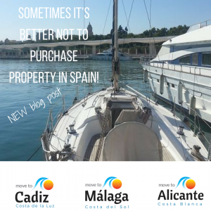 purchase property in spain