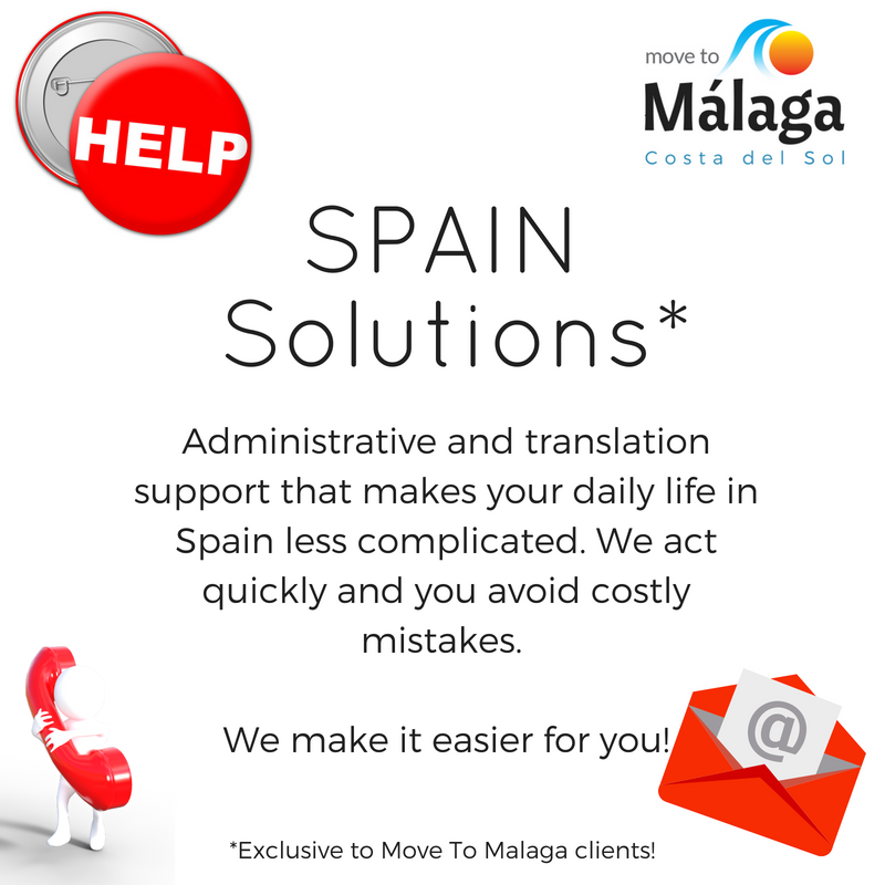 Help in Spain: Save Time and Money with our Spain Survival Pack and Spain Solutions.