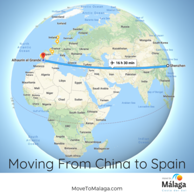 Moving From China to Spain: About Our Relocation from China to Spain!