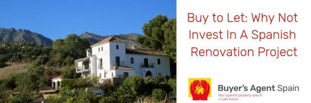 buying real estate in Spain