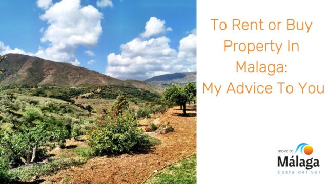 to rent or buy property in malaga