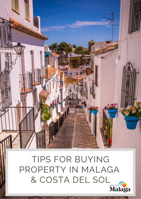 buying property in Malaga ebook