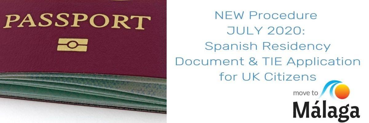 TIE application UK citizens