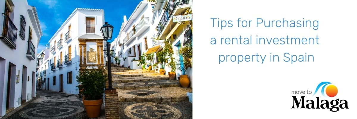 Tips for Purchasing a rental investment property in Spain